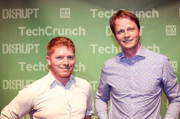 Techcrunch Disrupt … so people actually want APIs for Cameras !