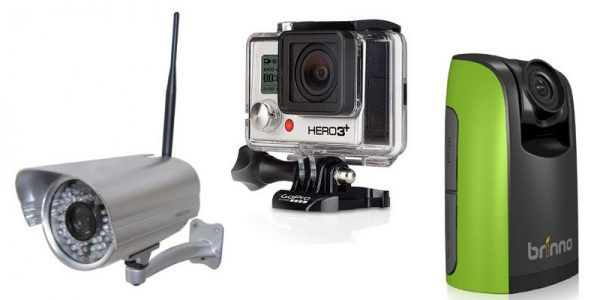 Which camera to use for a timelapse ?