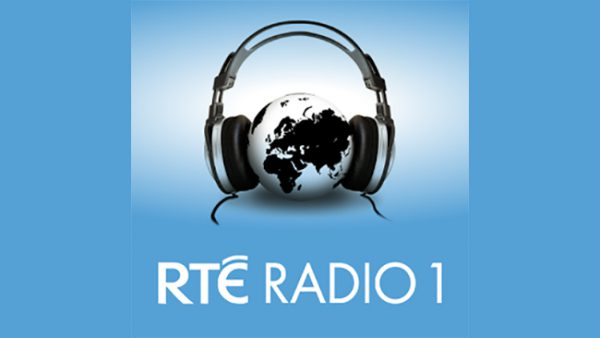 Marco Herbst on RTE Radio 1, Sean O'Rourke, The Today Show.