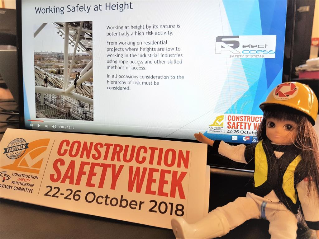 Irish Construction Safety Week 2018