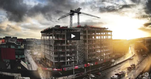 Evercam's Top 10 Construction Timelapses of 2020