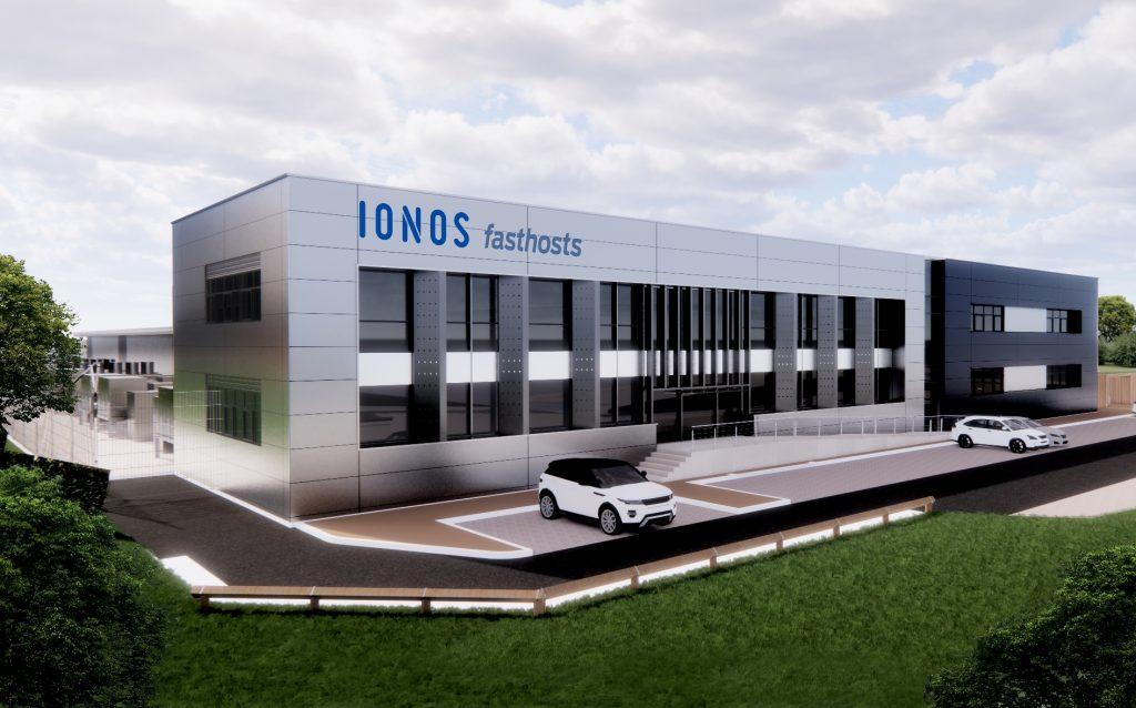 CGI Image of IONOS Worcester